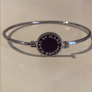 Marc Jacobs Enamel Logo Bracelet